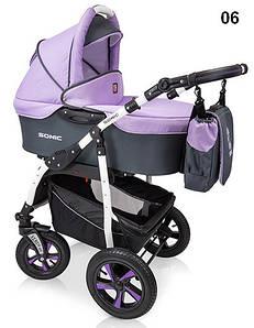 Детская коляска Verdi Sonic 3 в 1 06