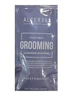 ALTER EGO GROOMING Шампунь очищающий, 12 мл (пробник)