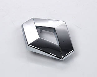 """Монограмма знак """"RENAULT"""" решетки радиатора на Renault Kangoo II 2008-> — Renault (Оригинал) - 8200115114"""