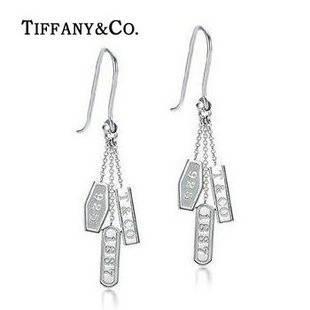Серьги Tiffany & Co, фото 2
