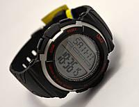 Часы  водостойкие Q@Q 10Bar m159j003y спортивные, можно плавать, противоударные
