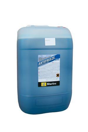 Антифриз концентрат синий -80 Starline G11 (25л)