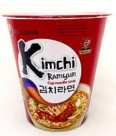 Лапша быстрого приготовления Кимчи Рамен Kimchi Nongshim 75 г