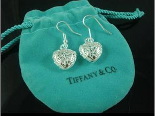 Серьги Tiffany & Co s-69
