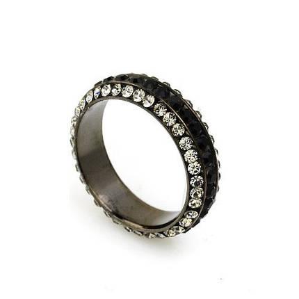 Кольцо с кристаллами Сваровски rs-53  , фото 2