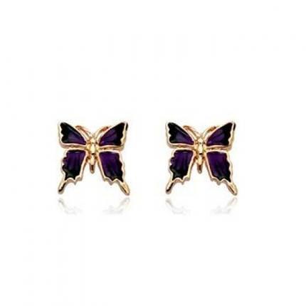 Серьги с кристаллами Swarovski es31, фото 2