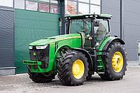 Колёсный трактор John Deere 8345R PowerTech Plus