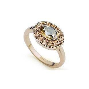 Кольцо с кристаллами Сваровски rs-98, фото 2