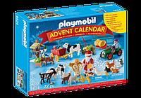 Конструктор Playmobil 6624 Адвент-календарь Рождество на ферме, фото 1