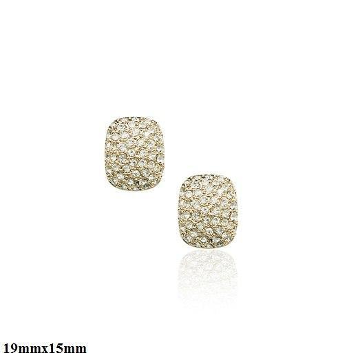 Серьги с кристаллами Сваровски ws-142