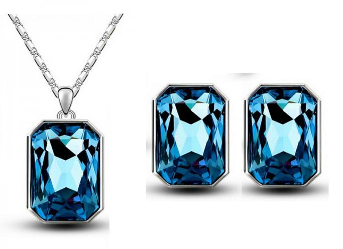 Комплект с кристаллами Сваровски kp17