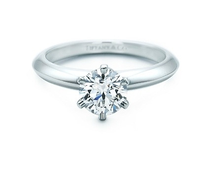 Кольцо Tiffany & Co k-35