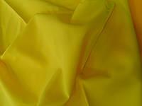 Ткань костюмная габардин(жёлтый 035)