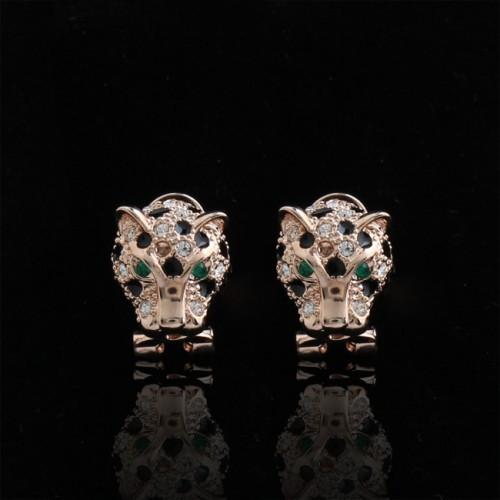Серьги с кристаллами Swarovski es268