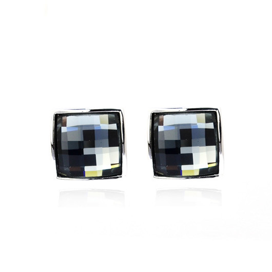Серьги с кристаллами Swarovski es273