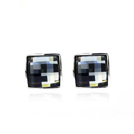 Серьги с кристаллами Swarovski es273, фото 2