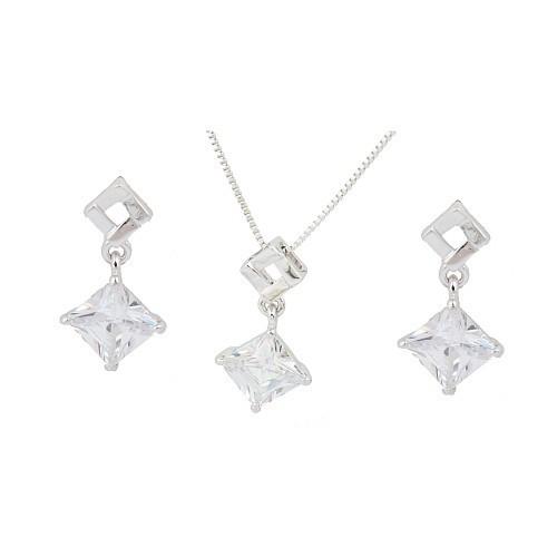 Комплект с кристаллами Сваровски kp25