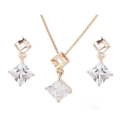 Комплект с кристаллами Сваровски kp24