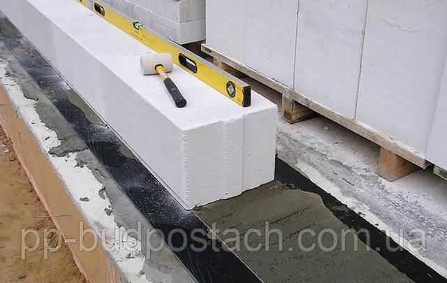 Как укладывать газобетонные блоки