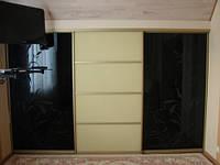 """Двери для шкафа-купе из алюминиевых профилей """"ECON"""""""