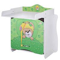 Детский комод-пеленальный столик 2 в 1 Metr+ MV-910-14