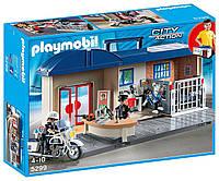 Конструктор Playmobil  5299 Полицейский участок, фото 1