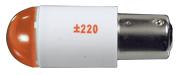 Лампа СКЛ-2 (Цоколь B15d/19)