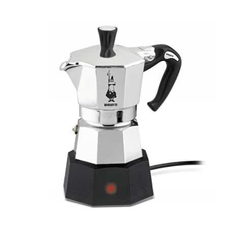 Электрическая гейзерная кофеварка Bialetti Moka Elettrika (2 cup - 120 мл)