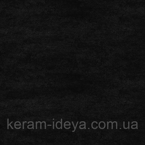 Плитка для пола InterCerama Metalico 43x43 черная 434389082