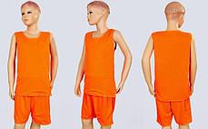 Форма баскетбольна підліткова двостороння сітка Stalker LD-8300T-3, фото 2