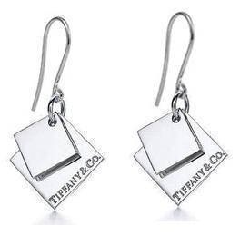 Серьги Tiffany & Co s-67, фото 2