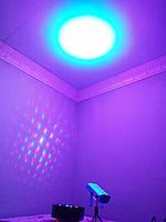 Прожектор светомузыкальный дискотек и клубов для создания световых эффектов гирлянда  светодиодная 078n
