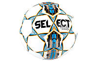 Мяч футбольный №5 SELECT  (белый)
