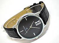 Мужские часы Patek Philippe - A04, корпус - серебристый, кварцевые