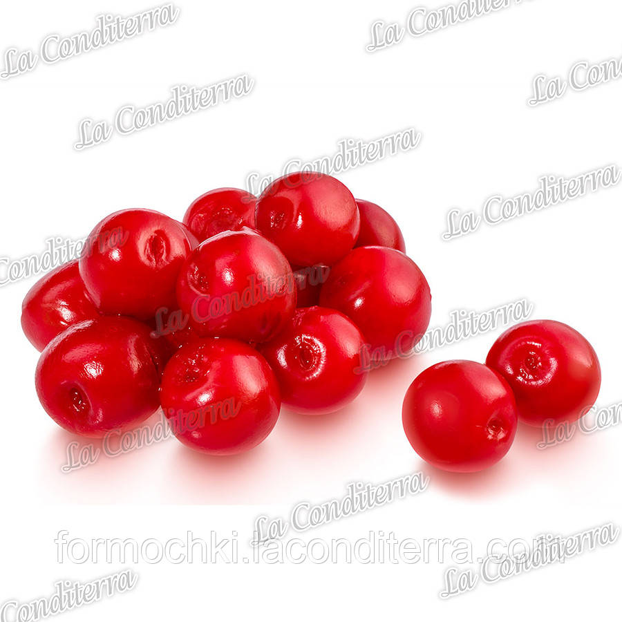 Засахаренная черешня красная (18/20), 1 кг