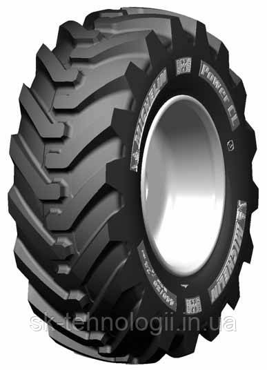 Шина 280/80-18 (10.5/80-18) 132A8 IND POWER CL TL (Michelin)
