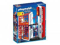 Конструктор Playmobil 5361  Пожарная станция с сигнализацией, фото 1