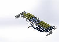 Сортировочная линии для твёрдых бытовых отходов 250 т.тонн
