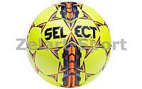 Мяч футбольный №5 SELECT  (желтый)