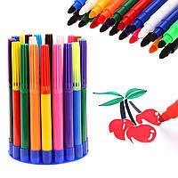 Уникальные разноцветные фломастеры для рисования - Wham-O-Magic Pens 20 pcs