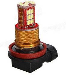 Светодиодная лампа LED  H11/H8 33SMD 700лм 4Вт