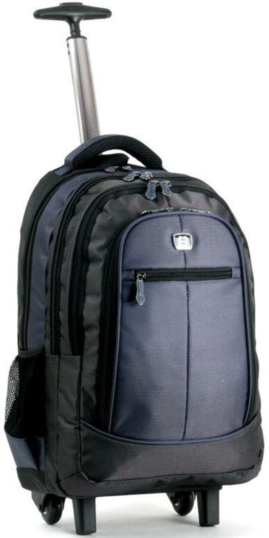Рюкзак на колесах для ноутбука Enrico Benetti Barbados Eb62024 622 43л