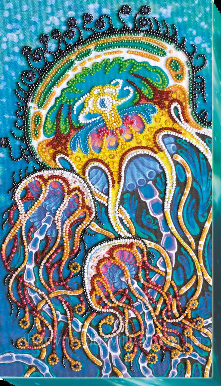 Набір для вишивання бісером «Підводний танець»