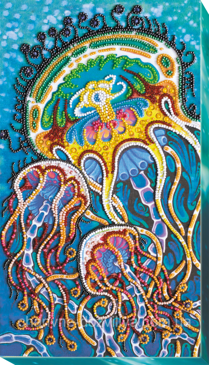 Набор для вышивки бисером «Підводний танець»