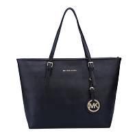 Женская сумка Michael Kors (Майкл Корс) bg106 (ЧЕРНАЯ)