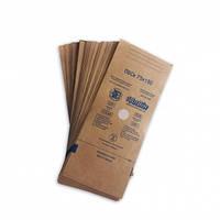 Крафт-Пакеты для стерилизации (коричневые) 50*170 № 100