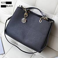 Женская сумка Michael Kors (Майкл Корс) bg34-black (ЧЕРНАЯ)