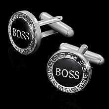 Запонки Hugo Boss (Хьюго Босс) zs105