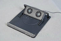 Подставка для ноутбука Notebook holder с двумя дополнительными кулерами