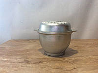 Порционный алюминиевый казанок 0,5л